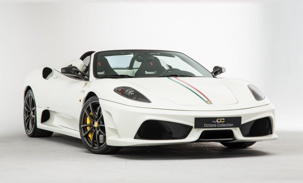 Ferrari 16M Scuderia
