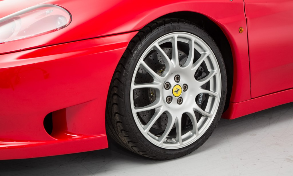 Ferrari 360 Challenge Stradale For Sale - Wheels, Brakes and Tyres 1