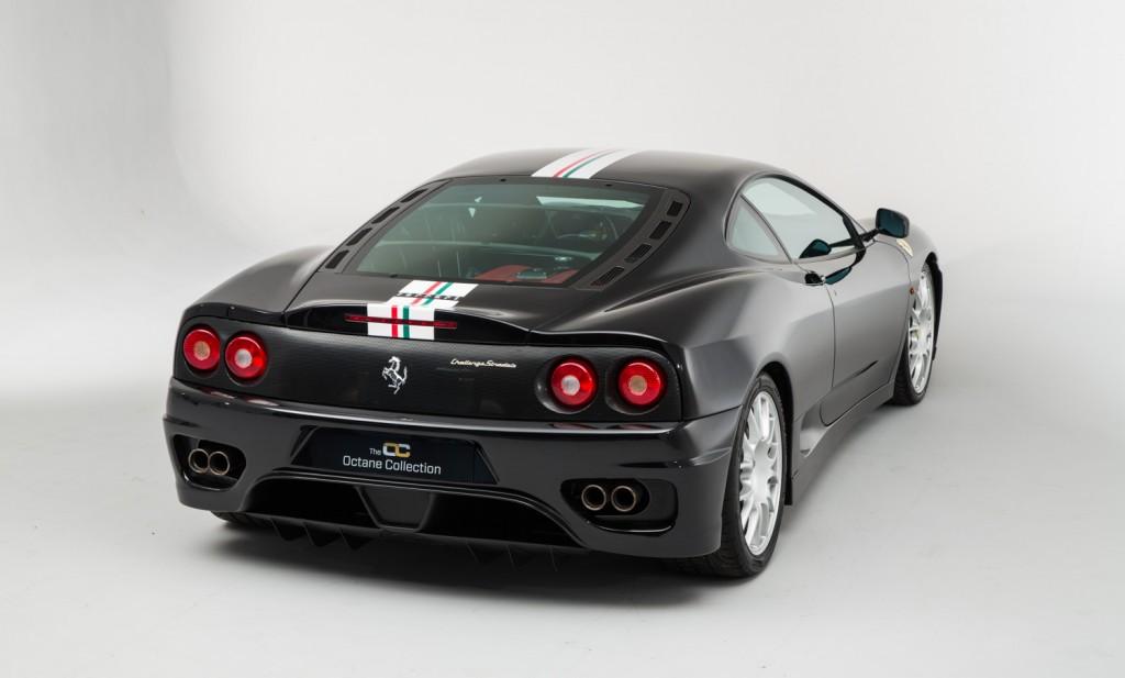 Ferrari 360 Challenge Stradale For Sale - Exterior 12