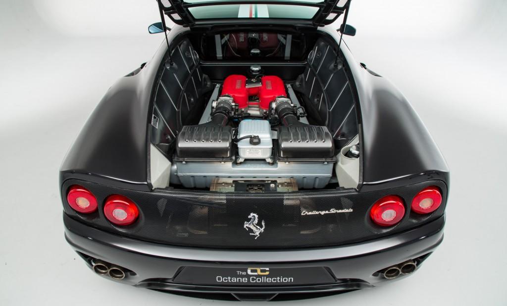 Ferrari 360 Challenge Stradale For Sale - Engine and Transmission 1