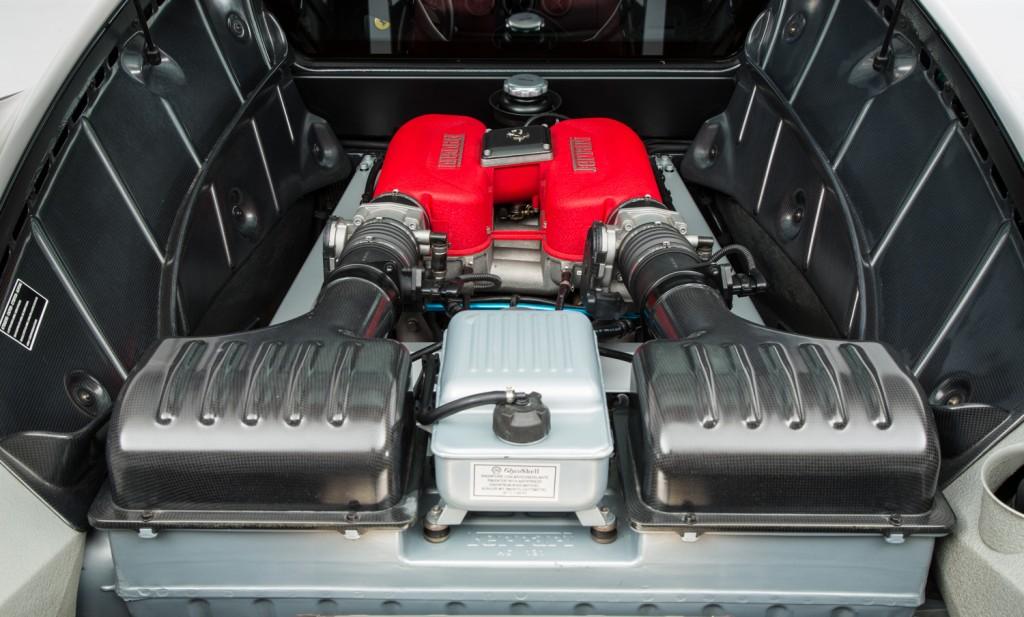 Ferrari 360 Challenge Stradale For Sale - Engine and Transmission 2