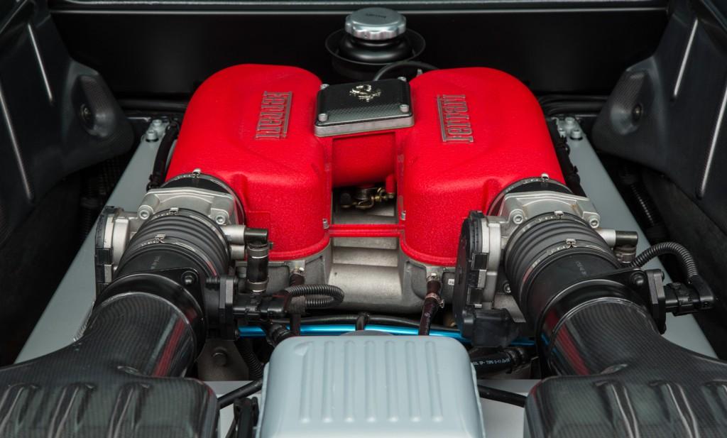 Ferrari 360 Challenge Stradale For Sale - Engine and Transmission 3