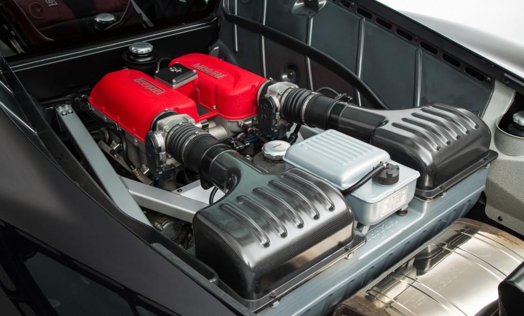 Ferrari 360 Challenge Stradale For Sale - Engine and Transmission 5