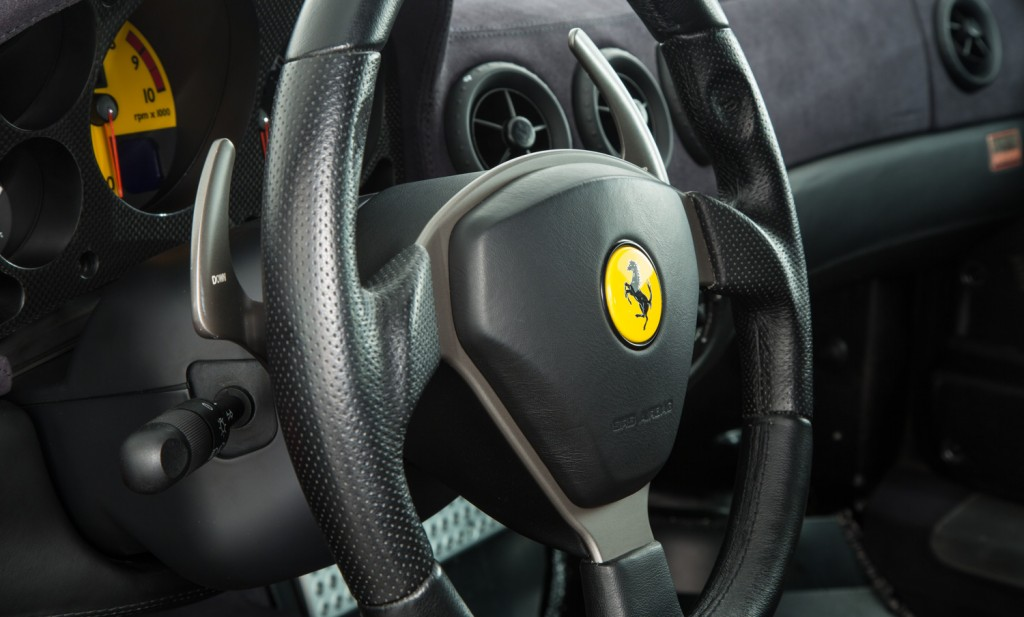 Ferrari 360 Challenge Stradale For Sale - Interior 4