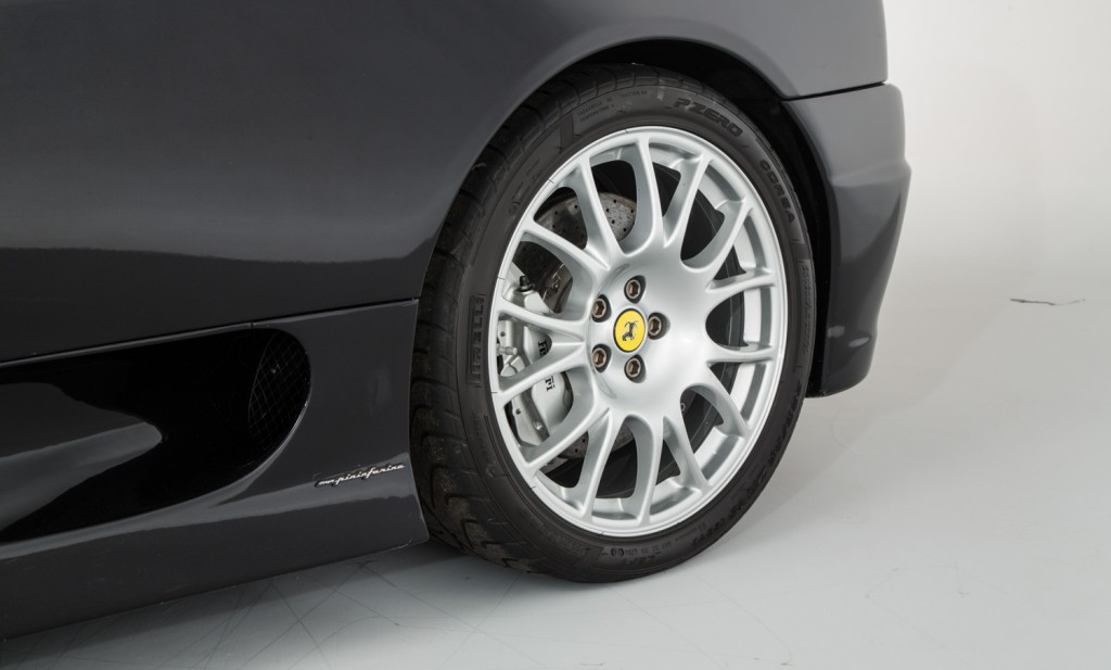 Ferrari 360 Challenge Stradale For Sale - Wheels, Brakes and Tyres 2