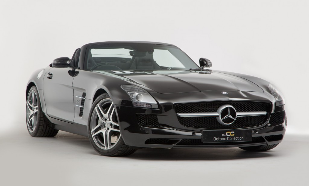 Mercedes SLS AMG Roadster For Sale - Exterior 9