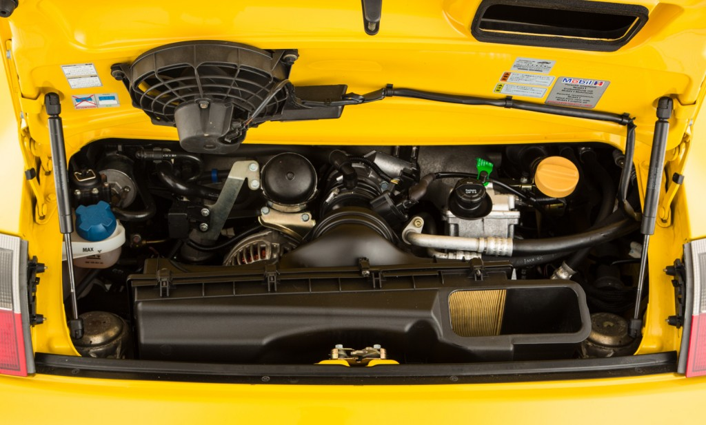 Porsche 911 GT3 For Sale - Engine and Transmission 5